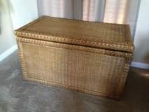 Pier 1 Wicker Trunk/Chest Huge in Baytown, Texas