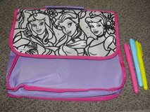 NEW DISNEY PRINCESS COLOR N STYLE PURSE in Camp Lejeune, North Carolina