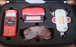 Crafrsman 4 in 1 Level and Laser Combo Kit in Conroe, Texas