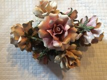 Capodimonte Porcelain - flowers in Beaufort, South Carolina