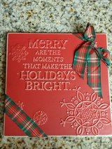 *Last Week!* Holiday Trivet & Books in Alamogordo, New Mexico