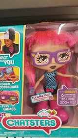 Chatsters Interactive doll brand new in box in Fort Campbell, Kentucky