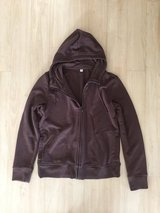 *Like New Women's Brown UNIQLO Jacket (Size L)* in Okinawa, Japan