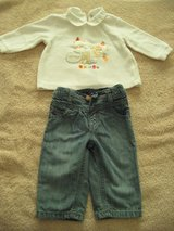 Baby girl outfit 6months in Okinawa, Japan