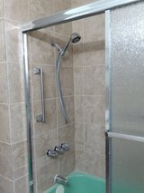 Shower and Bath tiled in Yucca Valley, California