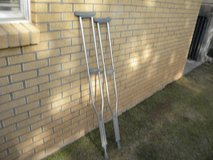 Aluminum Crutches in Alamogordo, New Mexico