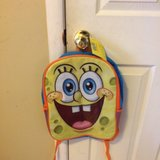New Spongebob Backpack in Batavia, Illinois