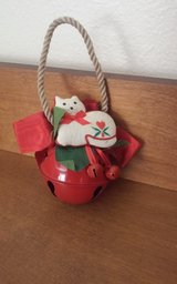 Cat on Ball Ornament in Conroe, Texas
