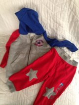 NWT - Boy's 2T hoodie and sweat pants (Children's Place) in Plainfield, Illinois