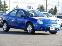 2005 Dodge Neon SXT 5speed in Fort Lewis, Washington