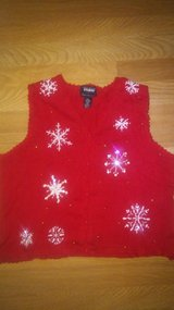 Christmas vest in The Woodlands, Texas