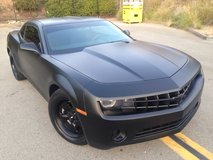 2013 Chevy Camaro Murdered Out in Camp Pendleton, California