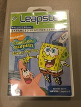 Never used-Spongebob save the day-Leapster in Bolingbrook, Illinois