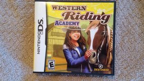 Western riding Academy DS game in Morris, Illinois