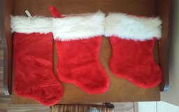 3 Stockings in Conroe, Texas