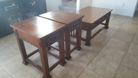 Coffee Table & (2) End Tables in Kaneohe Bay, Hawaii