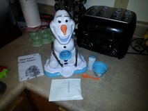Olaf Snowcone Maker in Fort Drum, New York