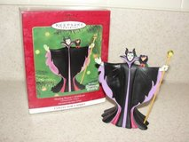 "HALMARK ""SLEEPING BEAUTY'S MALEFICENT"" CHRISTMAS ORNAMENT in Camp Lejeune, North Carolina"