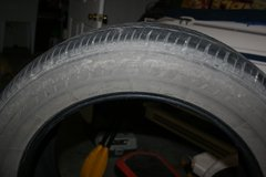 4 Bridgestone Special size used tires  R245/55R19 in Moody AFB, Georgia