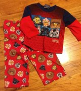 Baby/Toddler boy Angry Birds long sleeve pajamas size 2T in Macon, Georgia