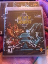 PS3 the eye of judgement in Barstow, California