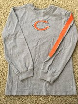 Boys Long Sleeve Chicago Bears Top-Size 10-12 in Batavia, Illinois