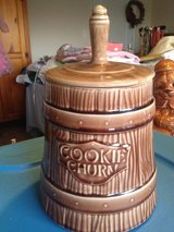 Churn Cookie Jar in Warner Robins, Georgia