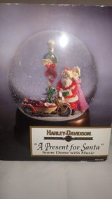 Harley-Davidson Christmas Collection Snow Dome in 29 Palms, California