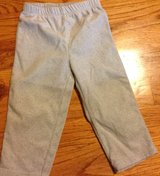 Baby/Toddler boys Carter's light grey sweat pants size 24 months in Macon, Georgia