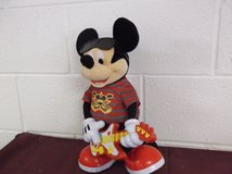 Dancing Mickey Mouse in Alamogordo, New Mexico