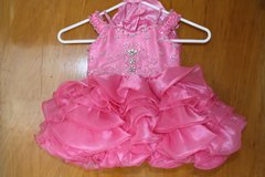 Little Rosie pageant dress 18m in Beaufort, South Carolina