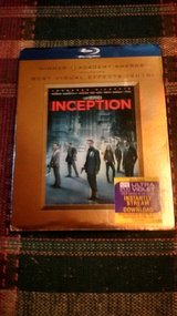 Inception (Blu-ray Disc, 2012, 2-Disc Set, Includes Digital Copy; UltraViolet) in Macon, Georgia