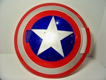 "Disc Launching Shooting Captain America Shield 13"" Avengers Marvel in Byron, Georgia"
