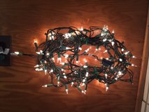 White Christmas Lights - 3 sets available in Bolingbrook, Illinois