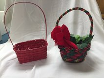 HOLIDAY BASKETS - 2 Available in Bolingbrook, Illinois
