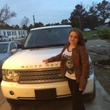 Range rover in Elizabeth City, North Carolina