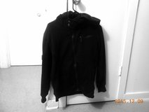 Mens adult Small Black Hoodie in Alamogordo, New Mexico