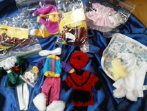 Madeline & Friends dolls misc clothing in Plainfield, Illinois