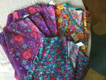 Cassandra Scrub Tops Med in Kingwood, Texas