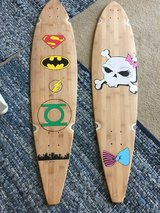 Custom hand painted skateboards built for you! in Okinawa, Japan
