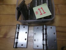 NEW STAINLESS HEAVY DUTY HINGES (10 PIECES) in Okinawa, Japan