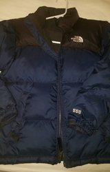 The North Face Boys Down jacket Sz M 10-12 in Fort Hood, Texas