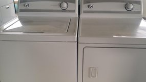Maytag washer and dryer {electric} in Houston, Texas