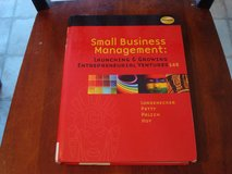 Small Business Management:  Launching & Growning Entrepreneurial Ventures 16E in Camp Pendleton, California