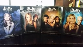 Complete seasons of Buffy The Vampire Slayer in Byron, Georgia