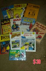 Old Comic Strip Magazines in Macon, Georgia
