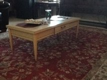 Coffee table and 2 night stands. in Houston, Texas