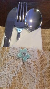 Wedding Reception-Party Napkin/Silverware holders in Baytown, Texas