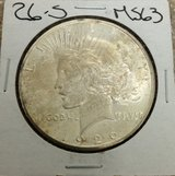 1926-S Peace Dollar MS63 in 29 Palms, California
