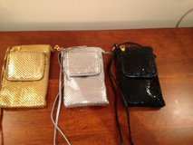 Metal Party Criss Cross Purses in Chicago, Illinois
